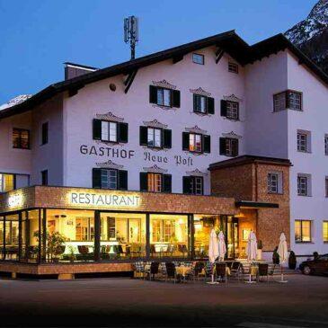 Hotel Neue Post 3503